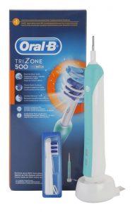 Oral-B TriZone 500 elektromos fogkefe