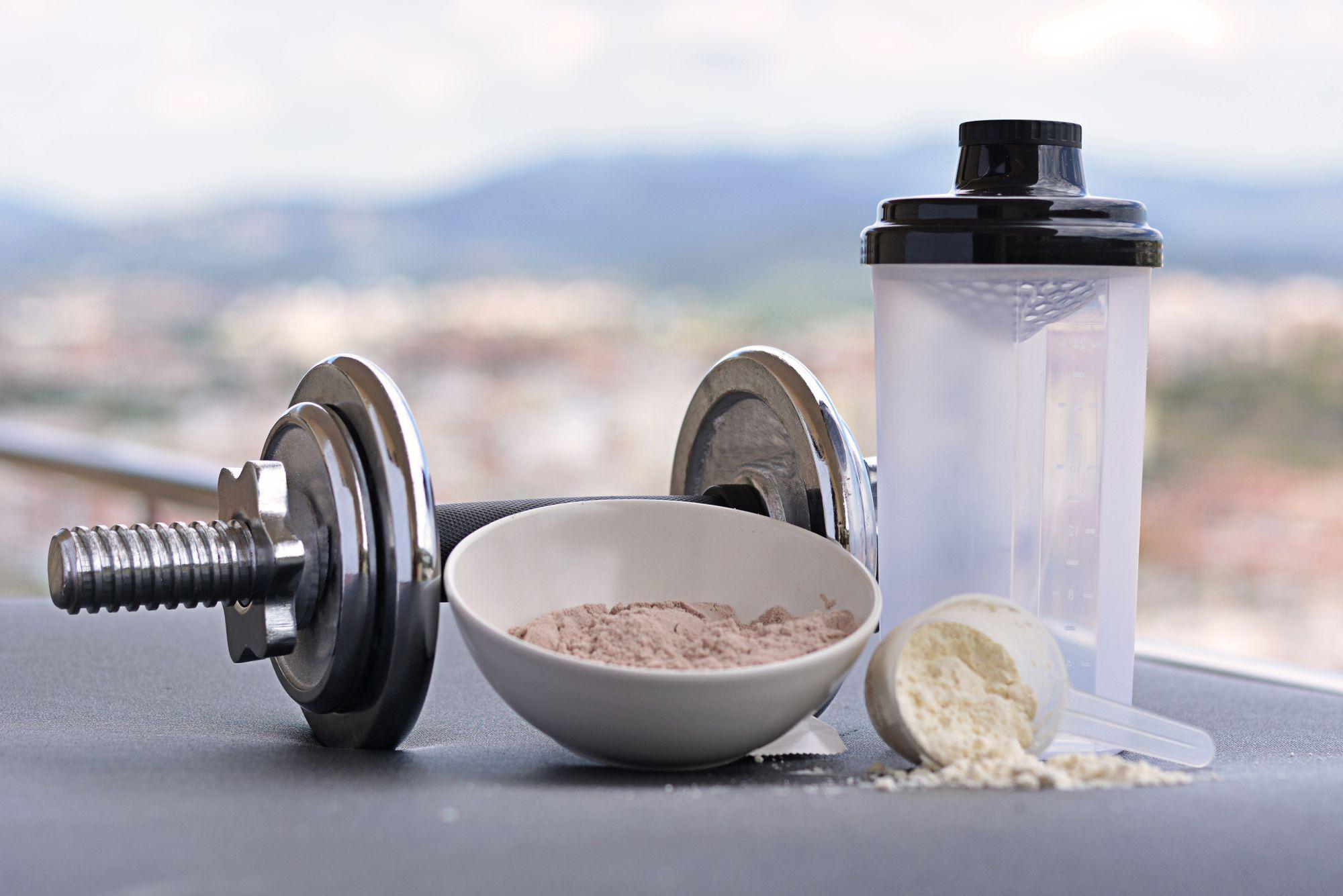 A fehérjepor főleg sporttáplálkozásban kap nagy szerepet