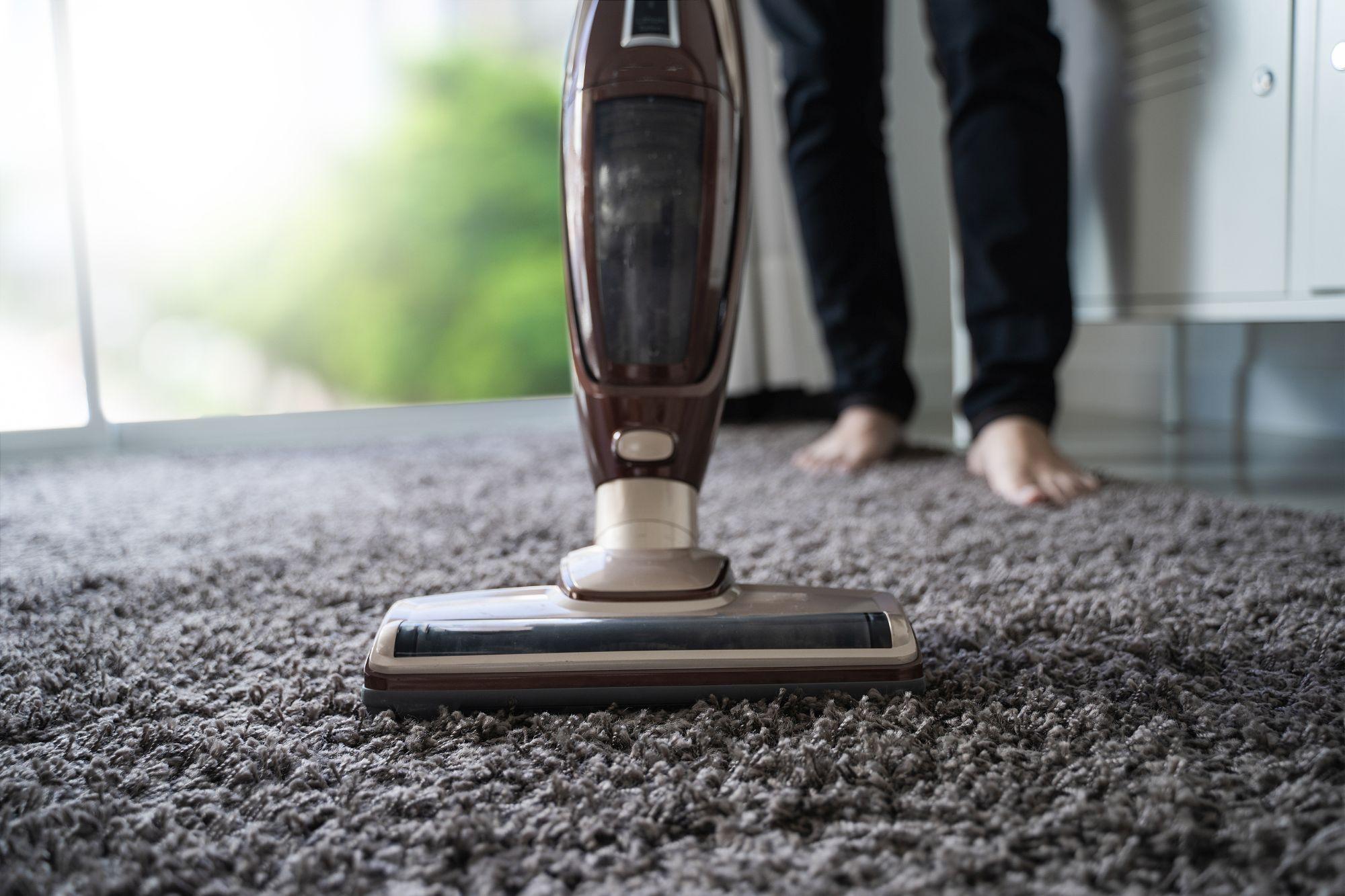 A rúdporszívó jó választás ha sok szőnyeged van