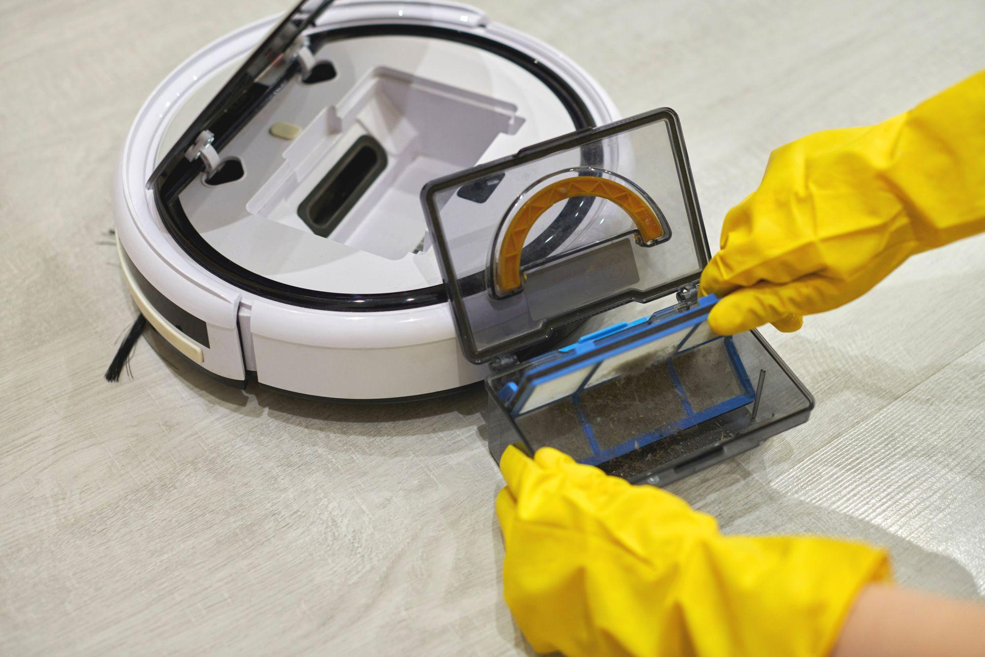 A vezeték nélküli porszívók portartályát érdemes minél gyakrabban üríteni