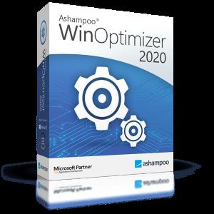 Ashampoo WinOptimizer számítógép tisztító