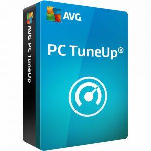 AVG PC TuneUp számítógép tisztító