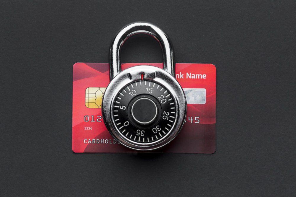 Bankkártya adatok védelme
