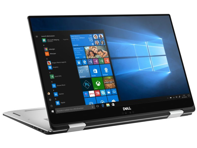 Dell XPS 15 2-in-1 9575 - Sokoldalú gaming laptop e621d39b3a
