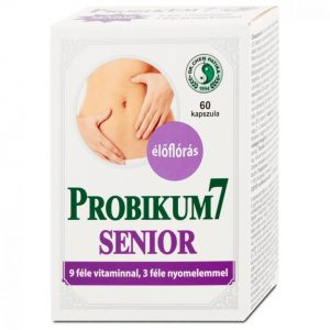 Dr. Chen Probikum 7 Senior kapszula probiotikum