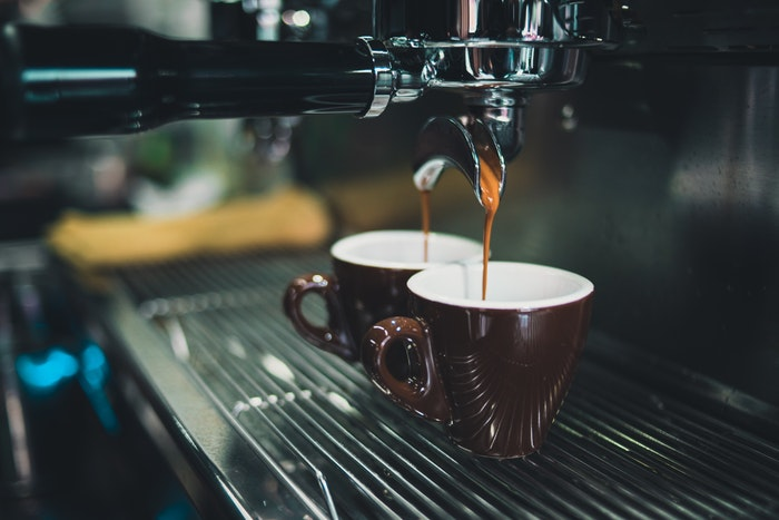 Eszpresszó kávé