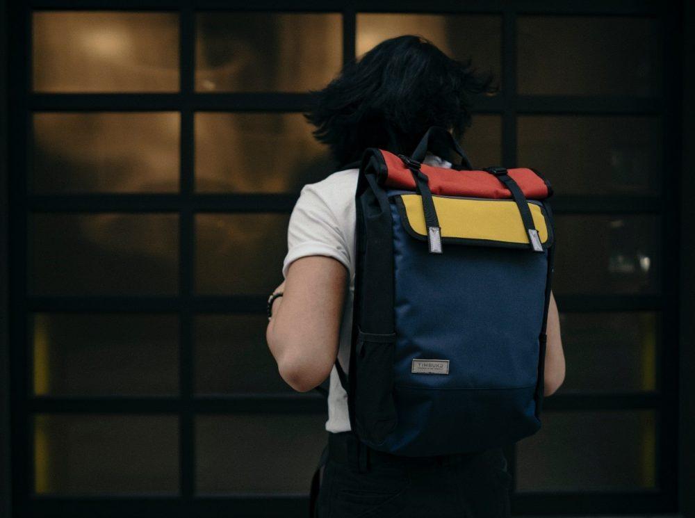 Roll-up hátizsák