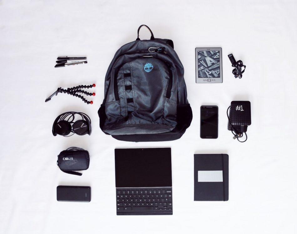 Hátizsák laptophoz és EDC