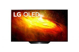 LG OLED55BX okostévé