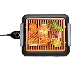 Livington Smokeless Grill elektromos grillsütő