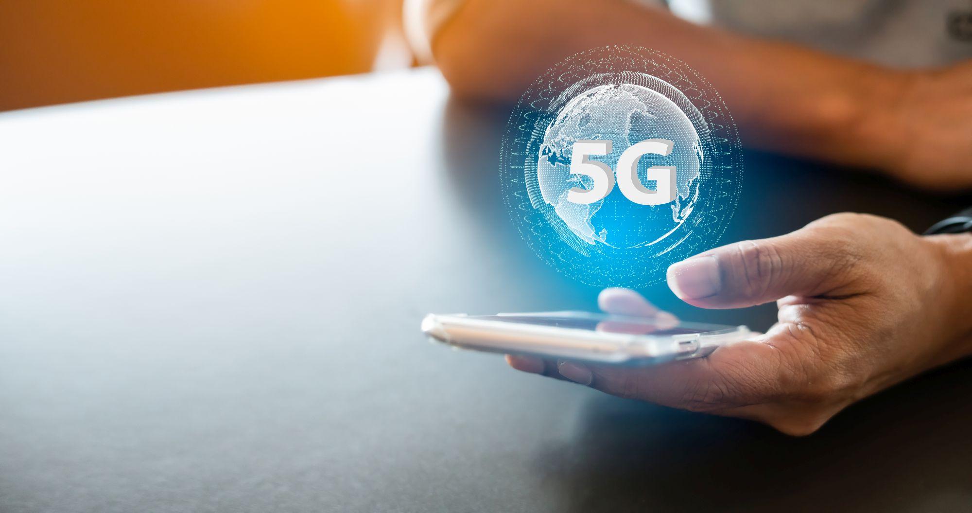 Mobiltelefonnal elérhető az 5g hálózat