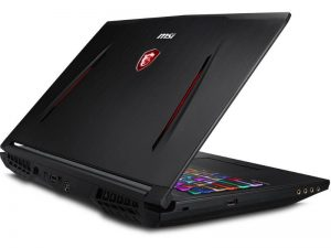 MSI GT63 Titan 8RG gamer laptop