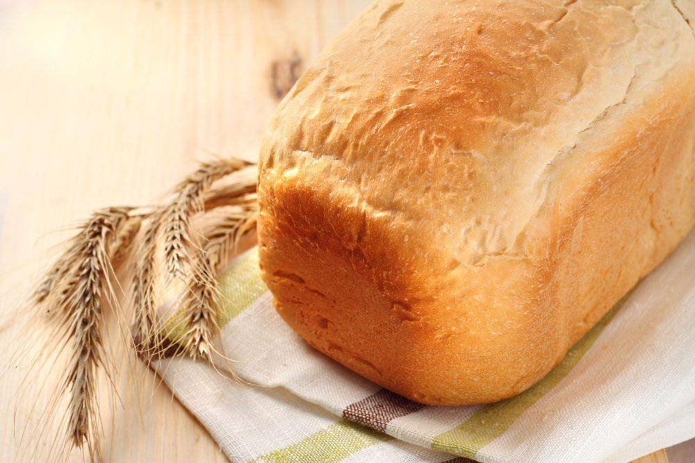 Otthon készült kenyér