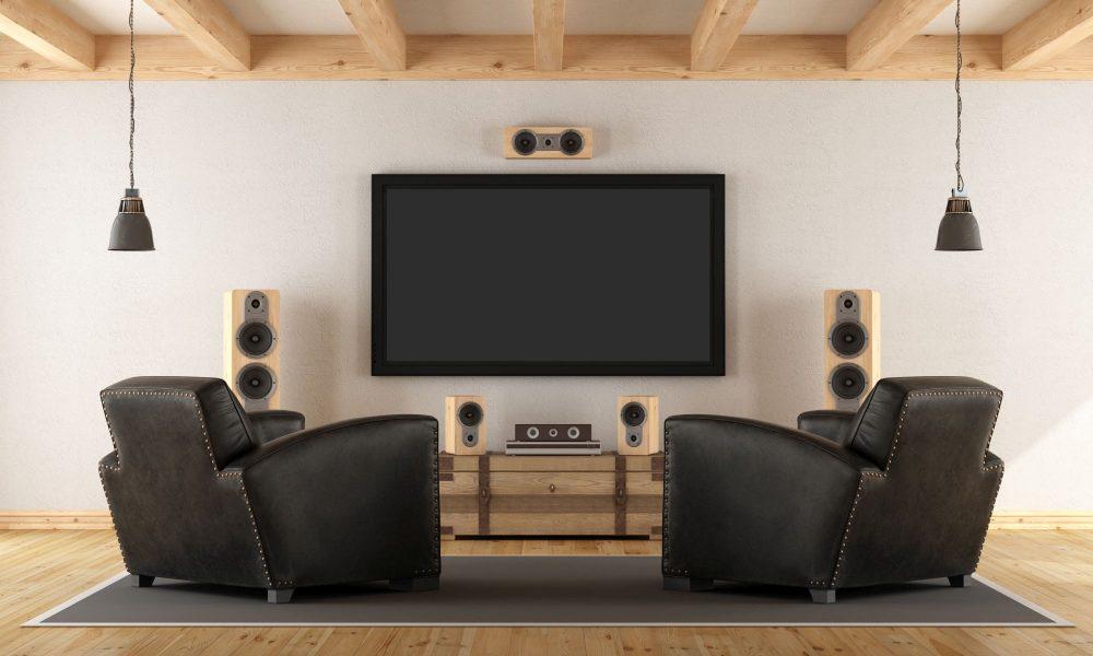 Otthoni hangfal rendszer