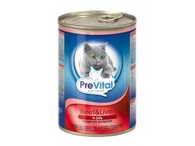 PreVital konzerv macskatáp