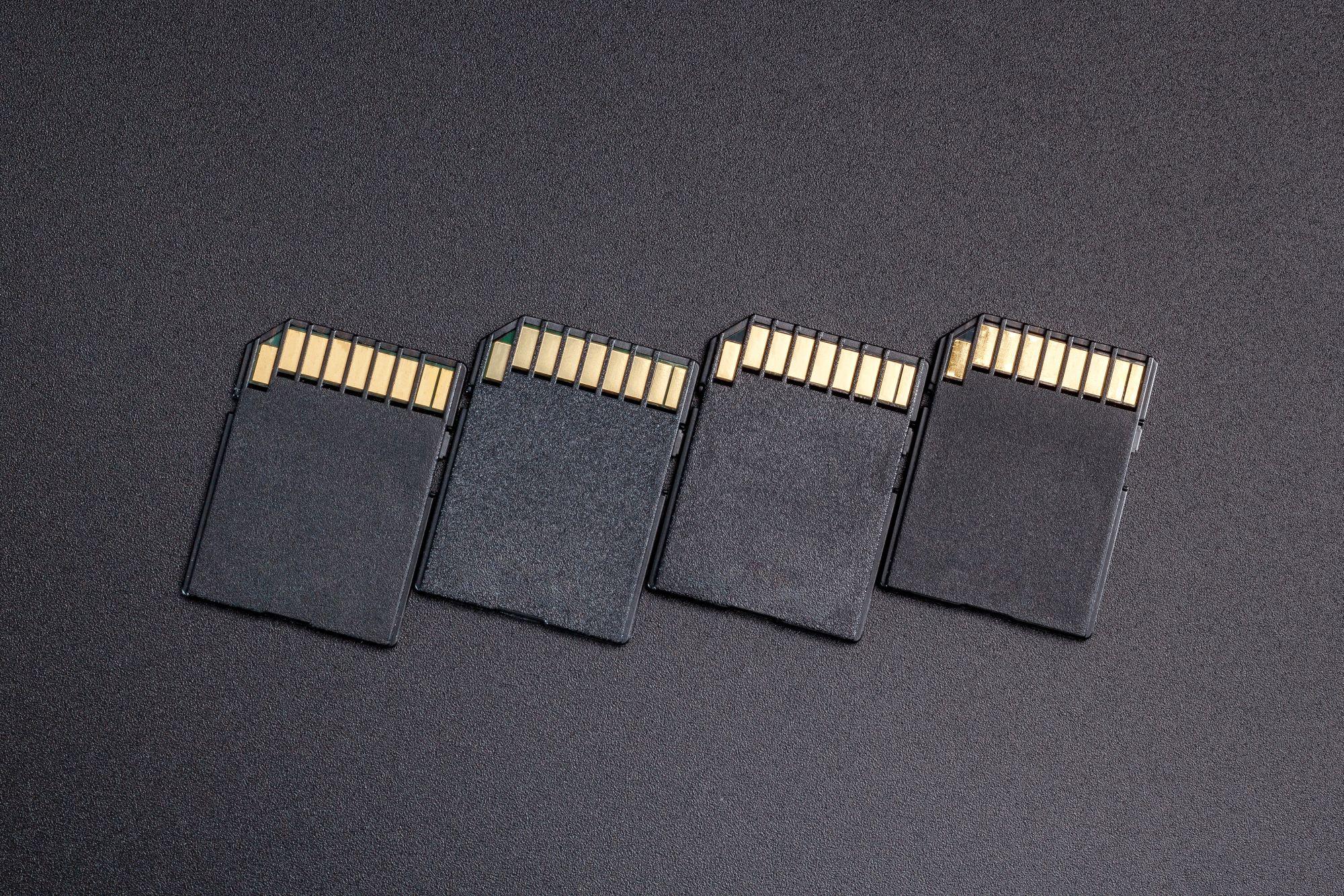 SD belső memória kártyák okostelefonhoz