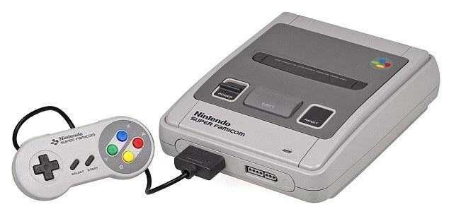 Super NES Classic konzol