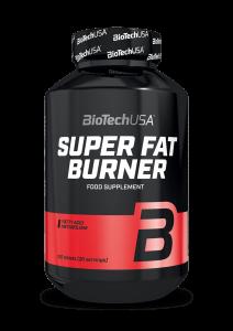 Super Fat Burner zsírégető tabletta