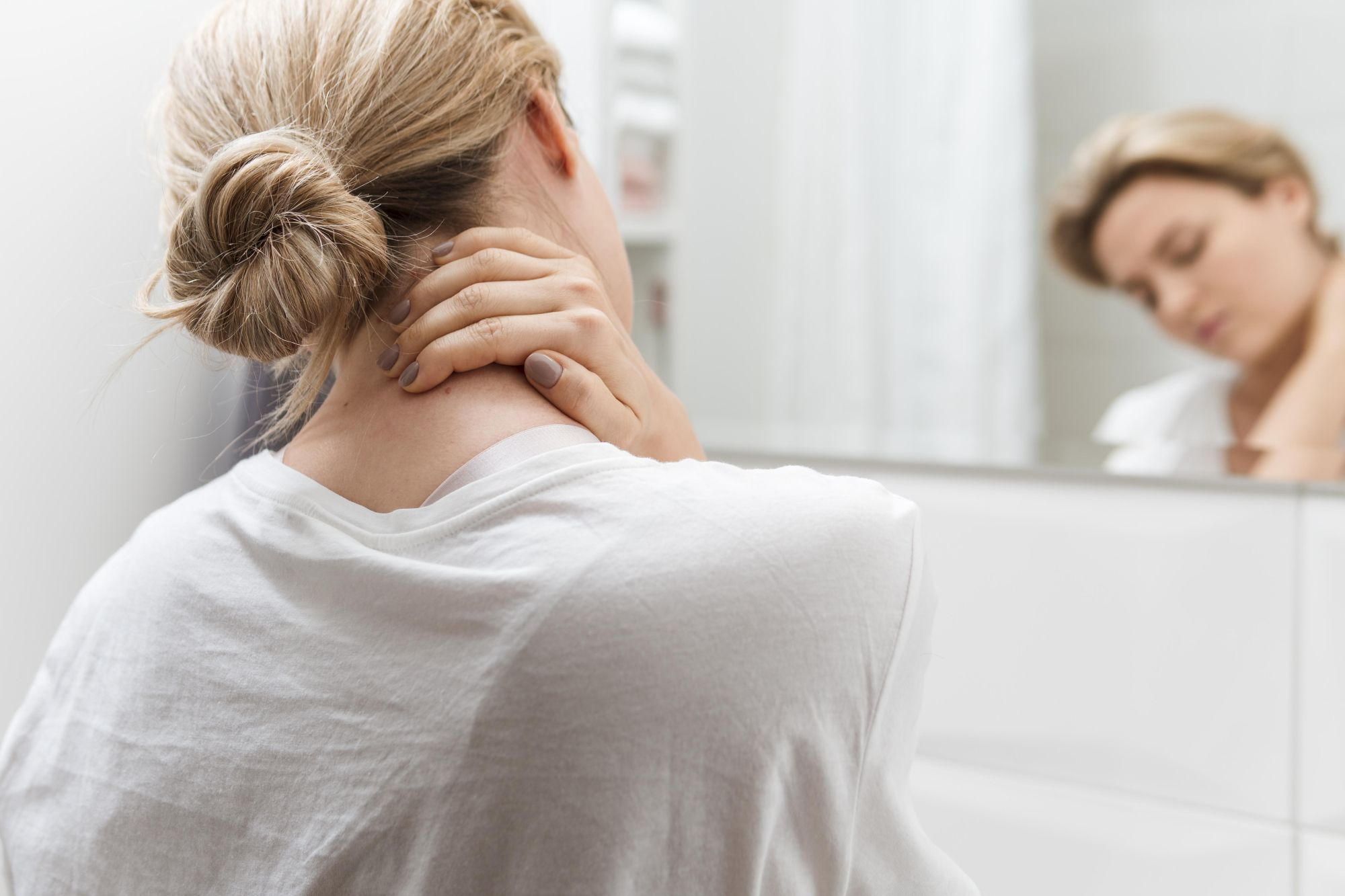 Szobabicikli használat mellett kialakulhat nyaki fájdalom