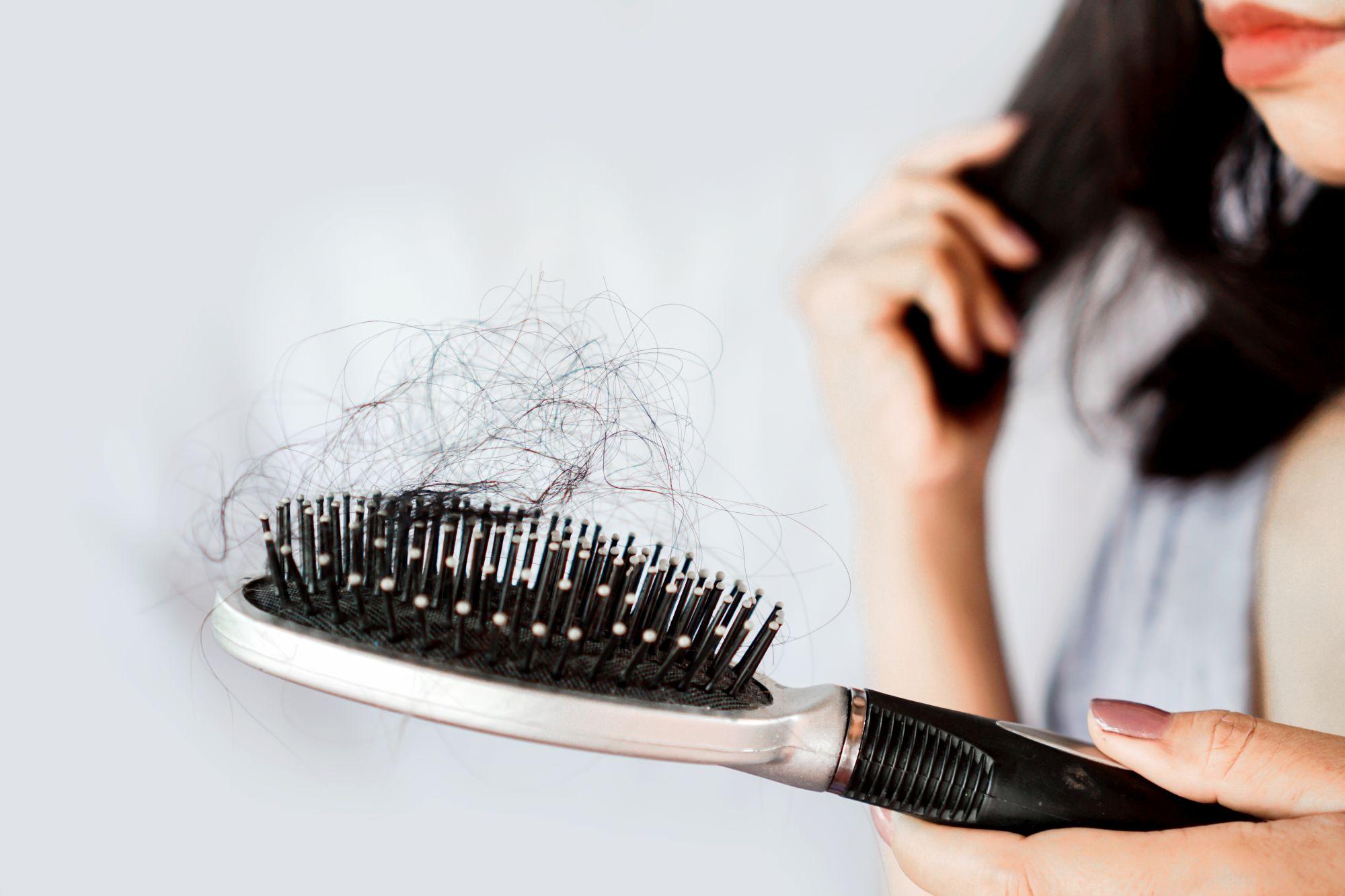 Természetes hajhullás