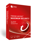 Trend Micro Maximum Security vírusirtó