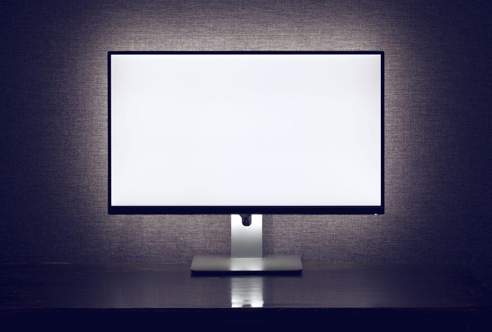 TV fehér
