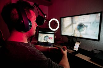 Videojáték stream