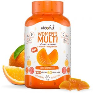 Vitaful Women's Multi női multivitamin, gumivitamin